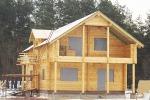 Консервируем строительство на зиму в Заокском